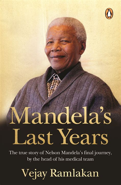 the last days of new books new book on mandela s last days angers gra 231 a iol news