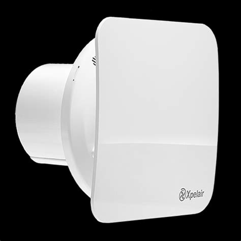 bathroom timer xpelair c4ts simply silent 4 quot square bathroom fan with timer online