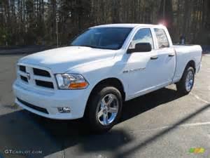 White Dodge Ram Blacked Out Dodge Ram 1500 White 2015 Image 340