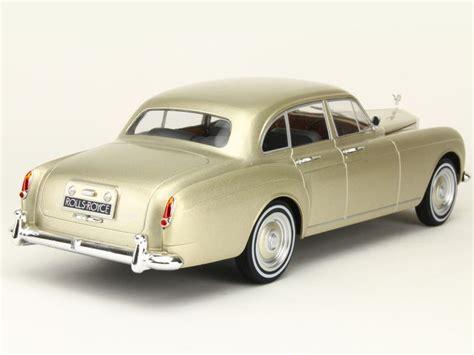 rolls royce model car rolls royce silver cloud iii flying spur 1965 modelcar