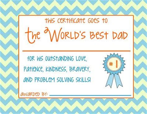 best 25 fathers day jokes joke certificate posted by lowe at 2 20 pm certificate certificate and
