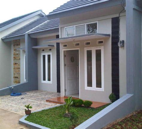 desain depan rumah kontrakan 32 desain teras rumah sederhana simple dan elegan rumah