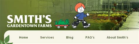 Smiths Garden Town by 20 Exceptionally Cool Websites Using Html5 As Their Markup