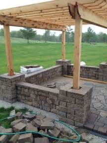 how to build a brick patio how to build a brick patio with a pergola yard and