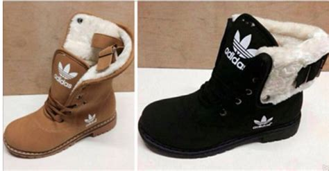 shoes fur boots black adidas winter boots adidas boots addias boots black boots