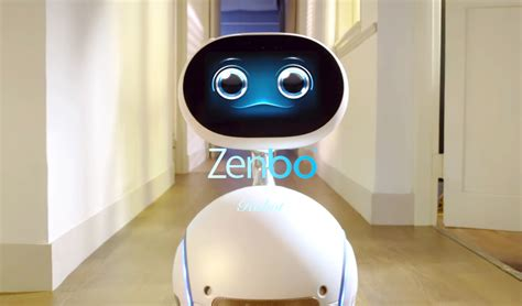 zenbo asus home robot for just 600 robotsvoice