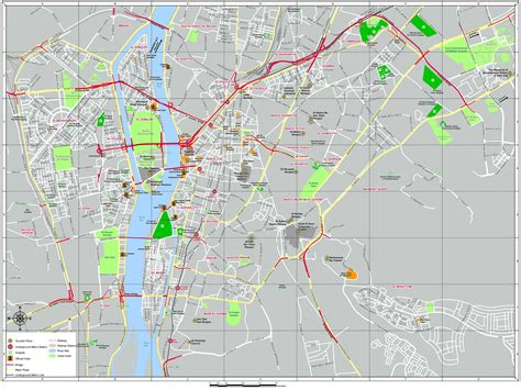 where is cairo on a map cairo town map cairo mappery