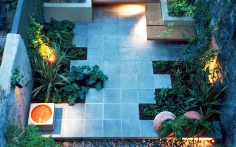 minimalist garden design mylandscapes modern gardens london