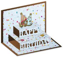 Handmade birthday pop up cards images pictures to pin on pinterest