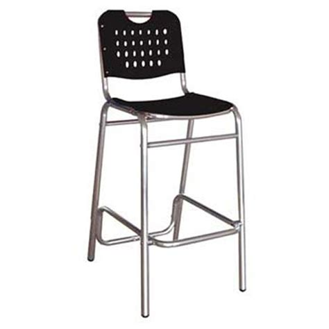 florida seating bal 03 outdoor metal bar stool aluminum