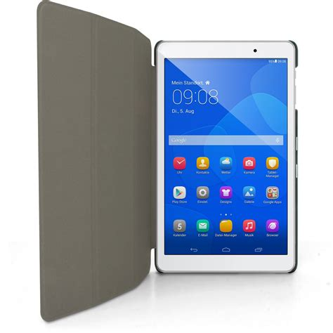 Tablet Huawei T2 pu leather smart cover for huawei mediapad t2 10 0 inch
