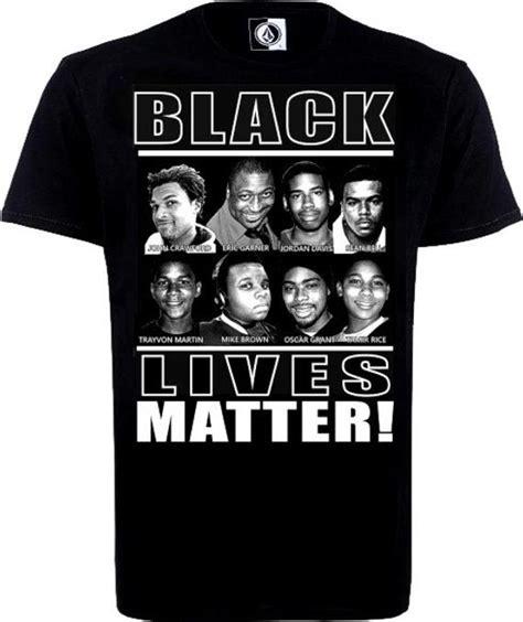 Kaos Tshirt Black Panther black lives matter american studies research