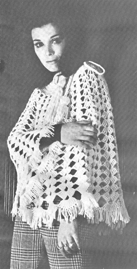 vintage hairstyles book pdf vintage crochet poncho and skirt pattern pdf 3 styles in 1