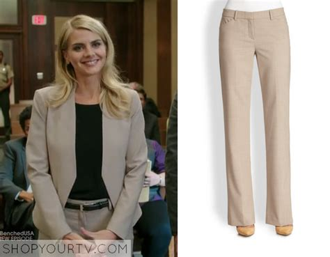 benched season 1 benched season 1 episode 4 nina s beige trousers shop