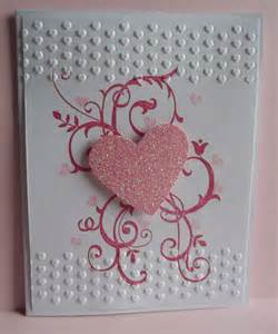 stin up handmade greeting card valentines day wedding anniver