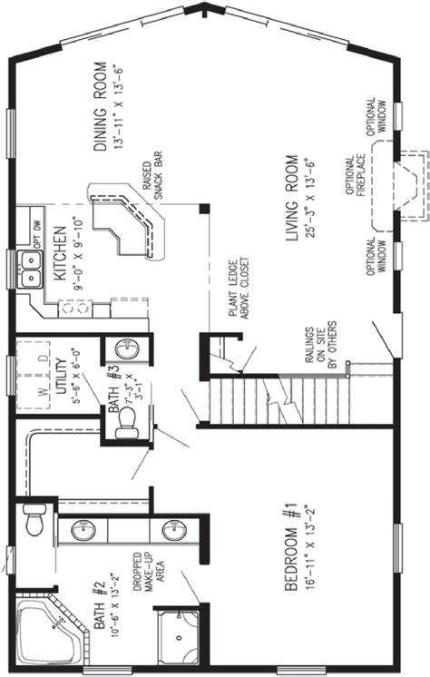 stratford homes floor plans stratford modular home tamarack floor plan excelsior