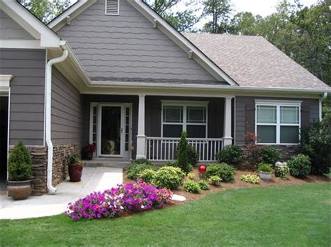 Front Of House Garden Ideas Front Yard Landscaping Ideas House Experience