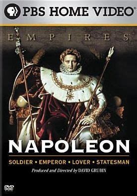 Napoleon Bonaparte Biography Pbs | napoleon by david grubin david grubin 841887051811