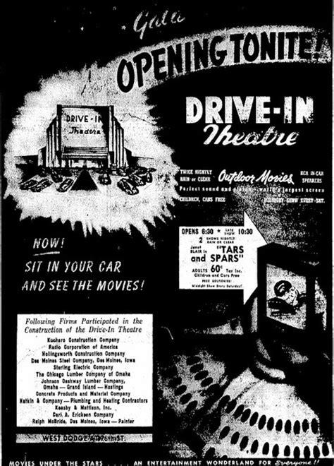 six west theaters in omaha ne cinema treasures 76 west dodge drive in in omaha ne cinema treasures