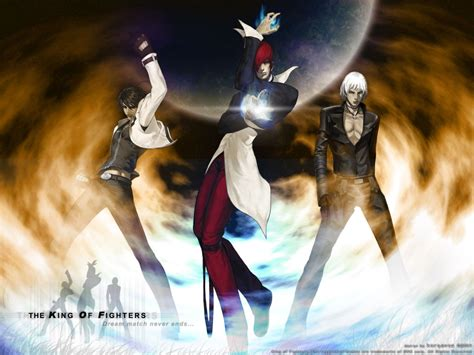 imagenes animadas king of fighters fotos de king of fighter
