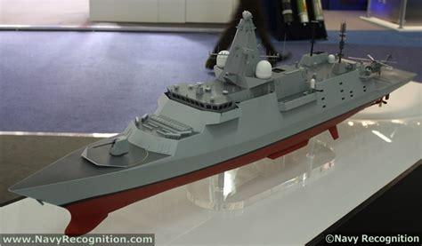 Deck Modular by Type 26 Frigate Global Combat Ship Gcs Royal Navy Future