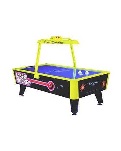 air hockey table houston laser blacklight air hockey joystix
