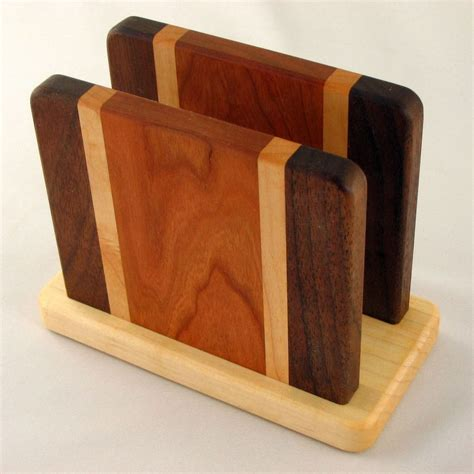 wood pattern napkins wood project napkin holder here is another source for a