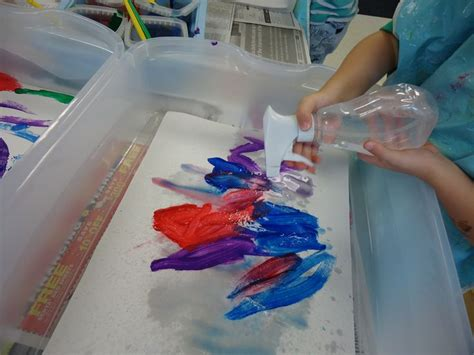spray paint for preschoolers 23 best images about lesson plan on