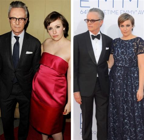 lena dunham father celebs celebrate father s day 2015 on instagram photos