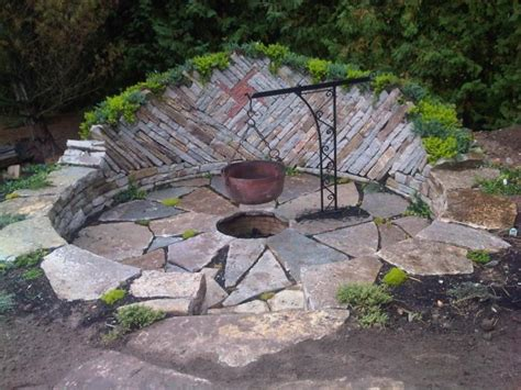 ideas for fire pits in backyard backyard fire pits ideas large and beautiful photos