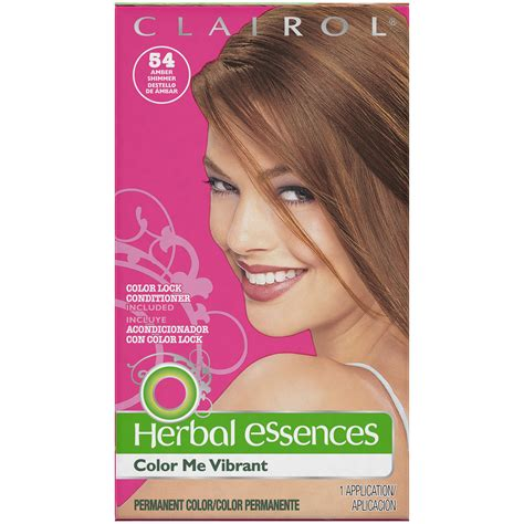 herbal essences hair color herbal essences herbal essences color me vibrant permanent