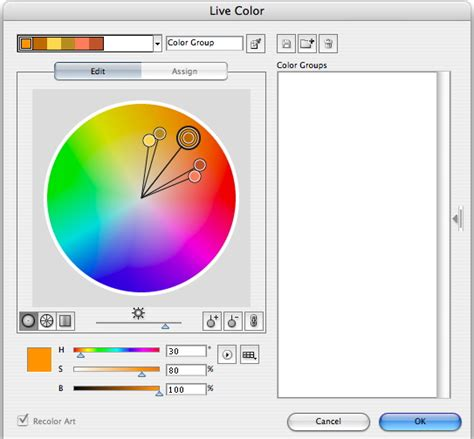 livid color managing colours in illustrator cs3 george ornbo