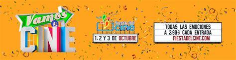 comprar entradas cine por internet c 243 mo sacar por internet las entradas para la fiesta del cine