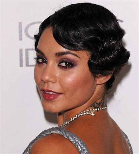 black formal cold wave hairstyle pictures 15 trendy african american short hairstyles