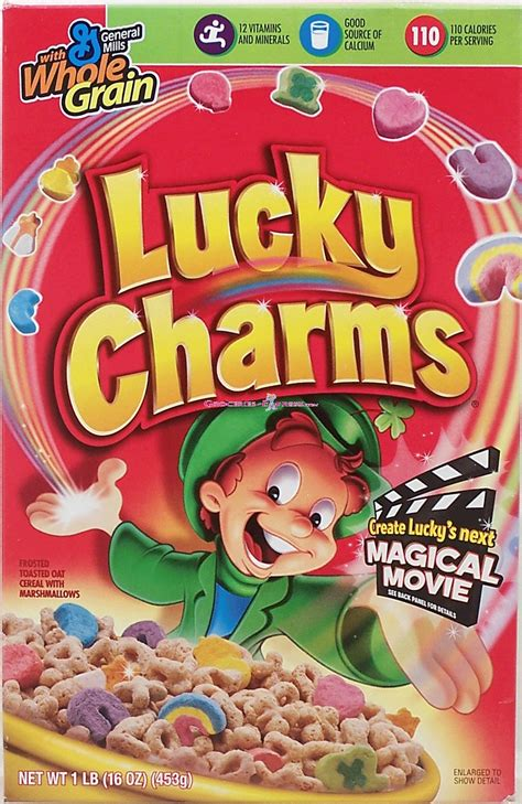 lucky charms cereal quotes quotesgram