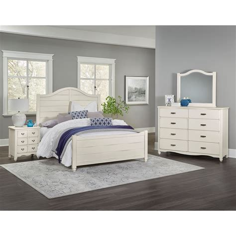 bedroom groups vaughan bassett american maple queen bedroom group