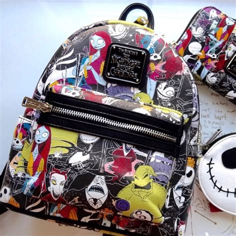 disney bags nightmare before mini backpack poshmark
