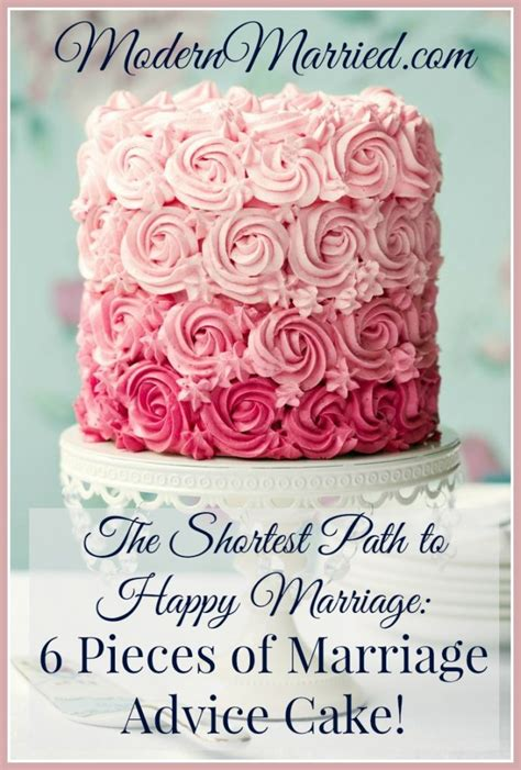 Marriage Advice Articles by The Shortest Path To Happy Marriage 6 Pieces Of Marriage