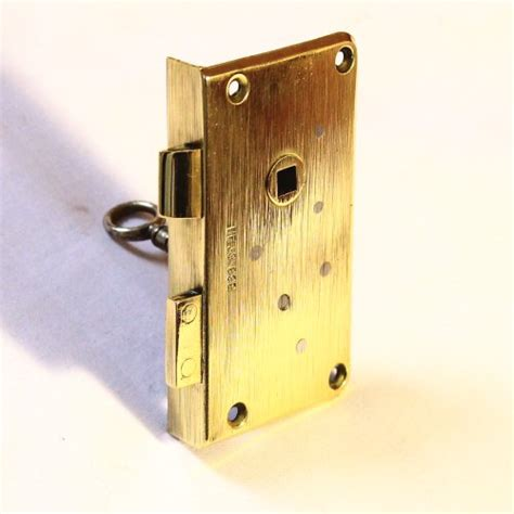Wardrobe Locks by Solid Brass And Steel Wardrobe Lock