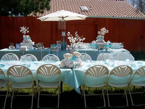 baby shower table setting pinterest discover and save creative ideas