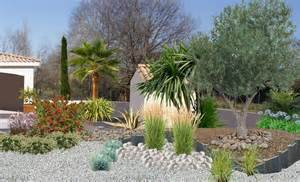 best modeles jardins avec galets photos awesome interior