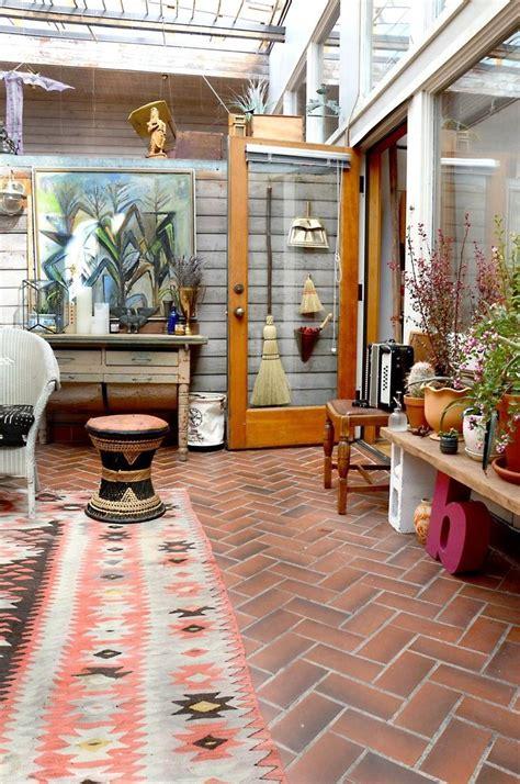 brookes modern bohemian ranch style  seattle house