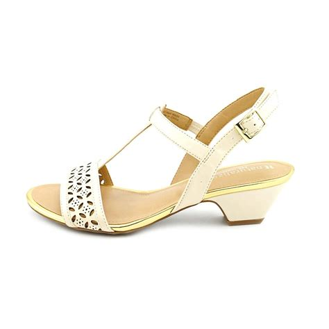 ivory womens shoes naturalizer belinda womens size 8 ivory dress sandals shoes