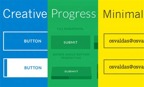 update layout javascript 30 tuts css js buttons and form element round up