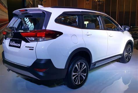 Kamera Parkir Mobil Ccd 360 Derajat Untuk Belakang Depan Dan Sing review spesifikasi dan harga all new terios klik daihatsu