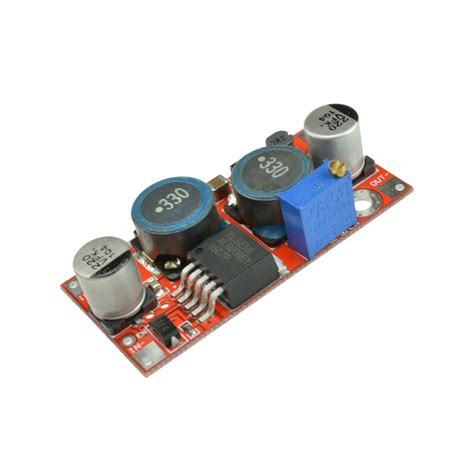 Kit Dual Auto Buck Boost Step Up Xl6009 Converter xl6009 dc dc module boost buck adjustable step up