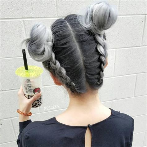 Hairstyles Buns How To Hair Buns by 35 Hair Buns Trendy Hairstyles To Try Out