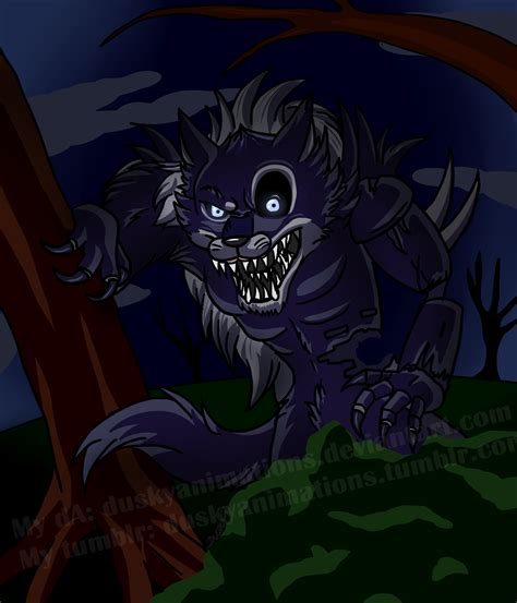 The Silver Wolf dusky animations the silver wolf twisted wolf from the