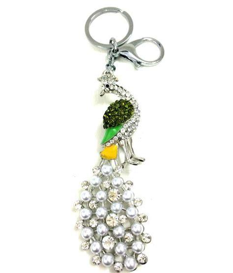design keychains online designer keychains in peacock fashion look buy online at
