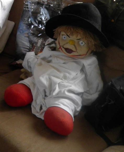haunted doll 2014 props haunted doll creative ads and more